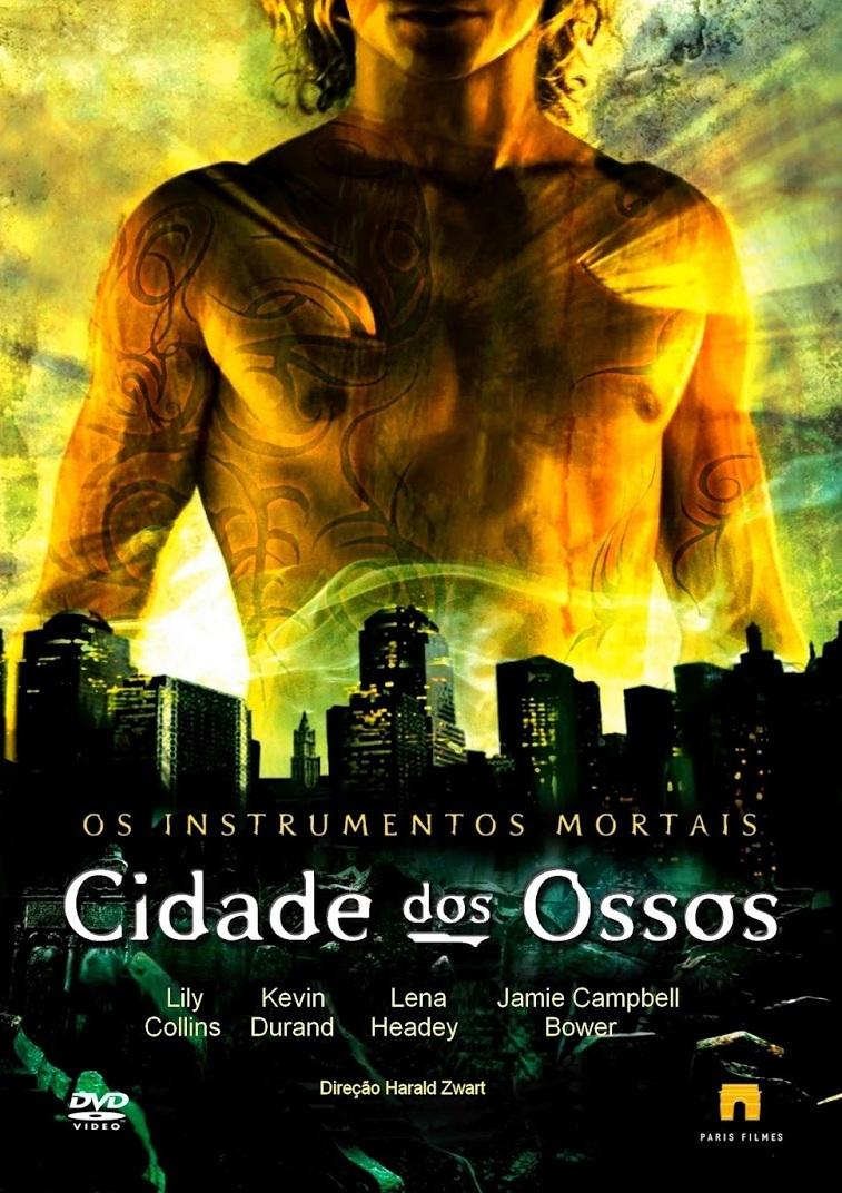 Os Instrumentos Mortais: Cidade dos Ossos – Dublado (2013)