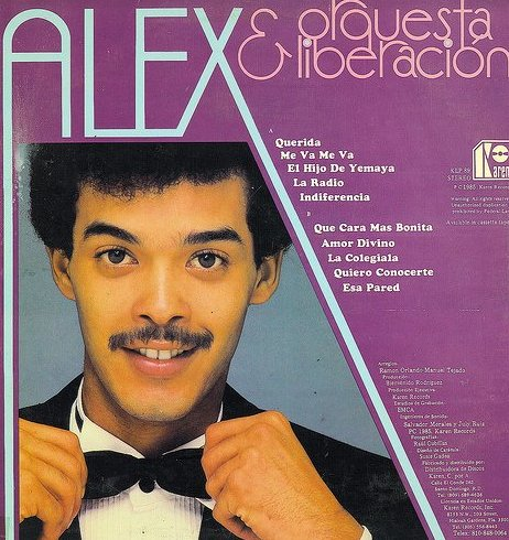 Reggae caribbeanmusiccollector alex bueno for Alex bueno salsa jardin prohibido