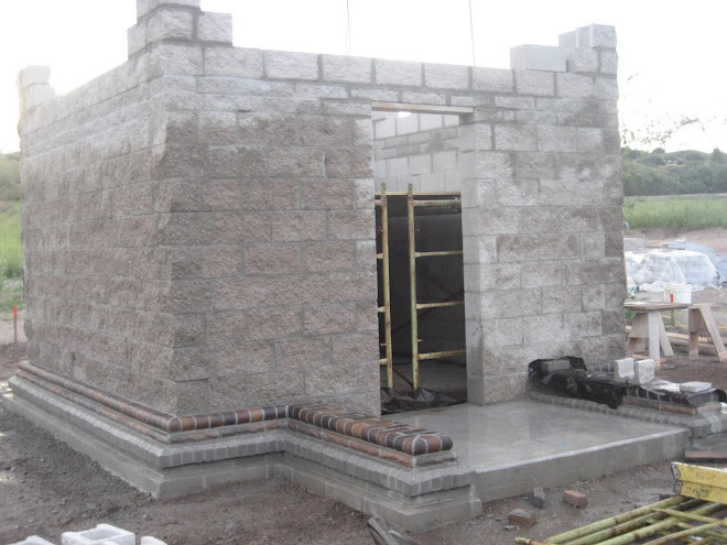 Vaastu Temple, in Process