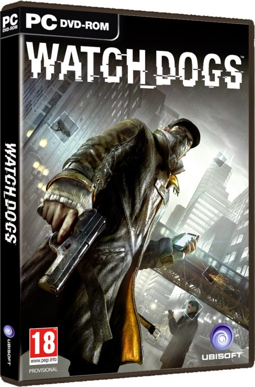 Download - Jogo Watch Dogs FULL CRACKED-SG PC (2014)