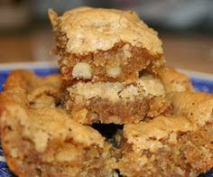 http://smilingcatstudio.blogspot.com/2012/04/friday-food-blonde-brownies.html