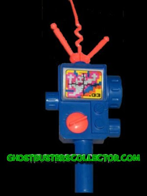 Kenner The REAL Ghostbusters Proton Pack PKE Meter Roleplay Toy