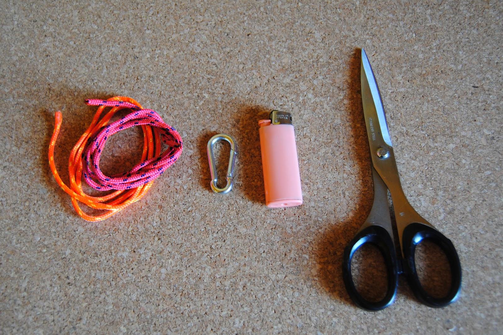 Giallolimoneverdemelarosaconfetto climbing bracelets 2 0 for Nodo invisibile per unire due fili di lana