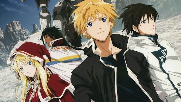 Broken Blade Anime 2014 0e