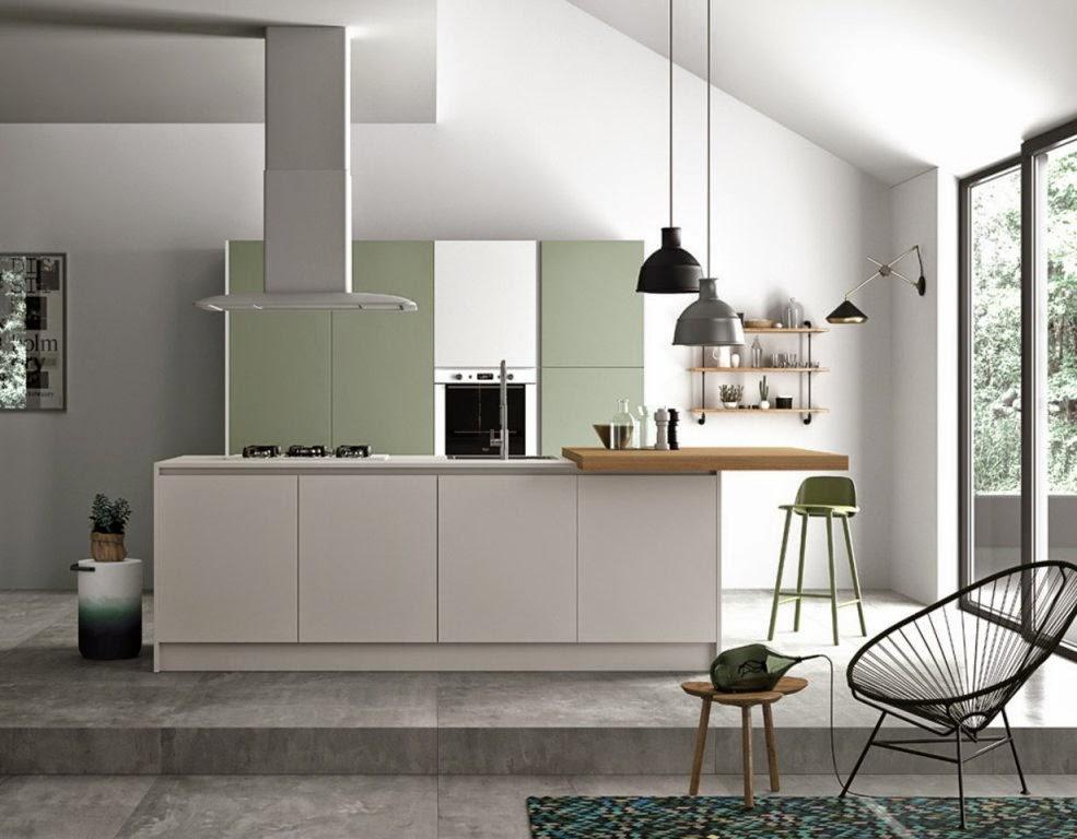 modelos de mesas y barras para cocinas de todos los estilos