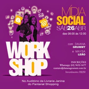 WORKSHOP MÍDIA SOCIAL
