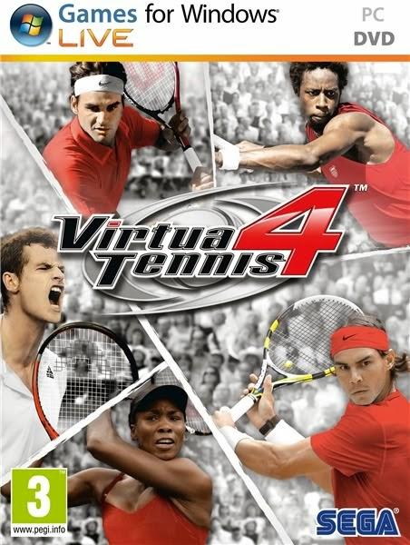 [GameGokil.com] Virtua Tennis 4 [Skidrow]