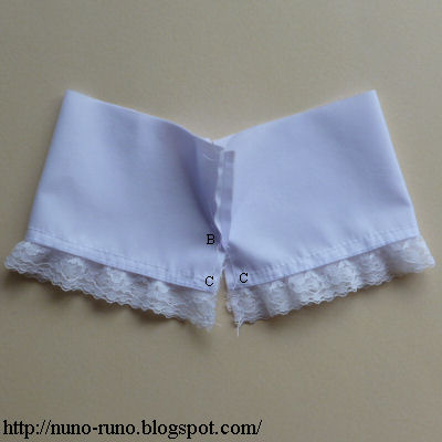 Sew thigh