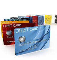 Credit, debit and prepaid cards
