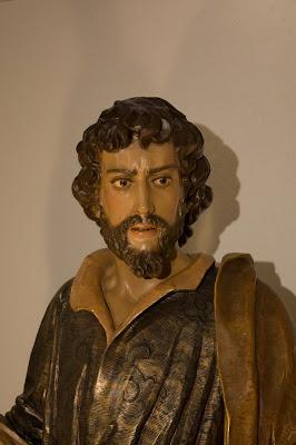 Entrada Triunfante de Jesús en Jerusalén (Santiago). Cieza. Manuel Juan Carrillo Marco