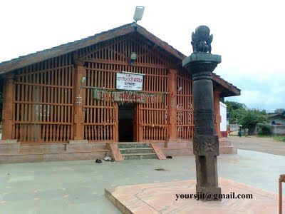 Dantewada Temple