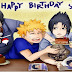 Feliz aniversário Sasuke