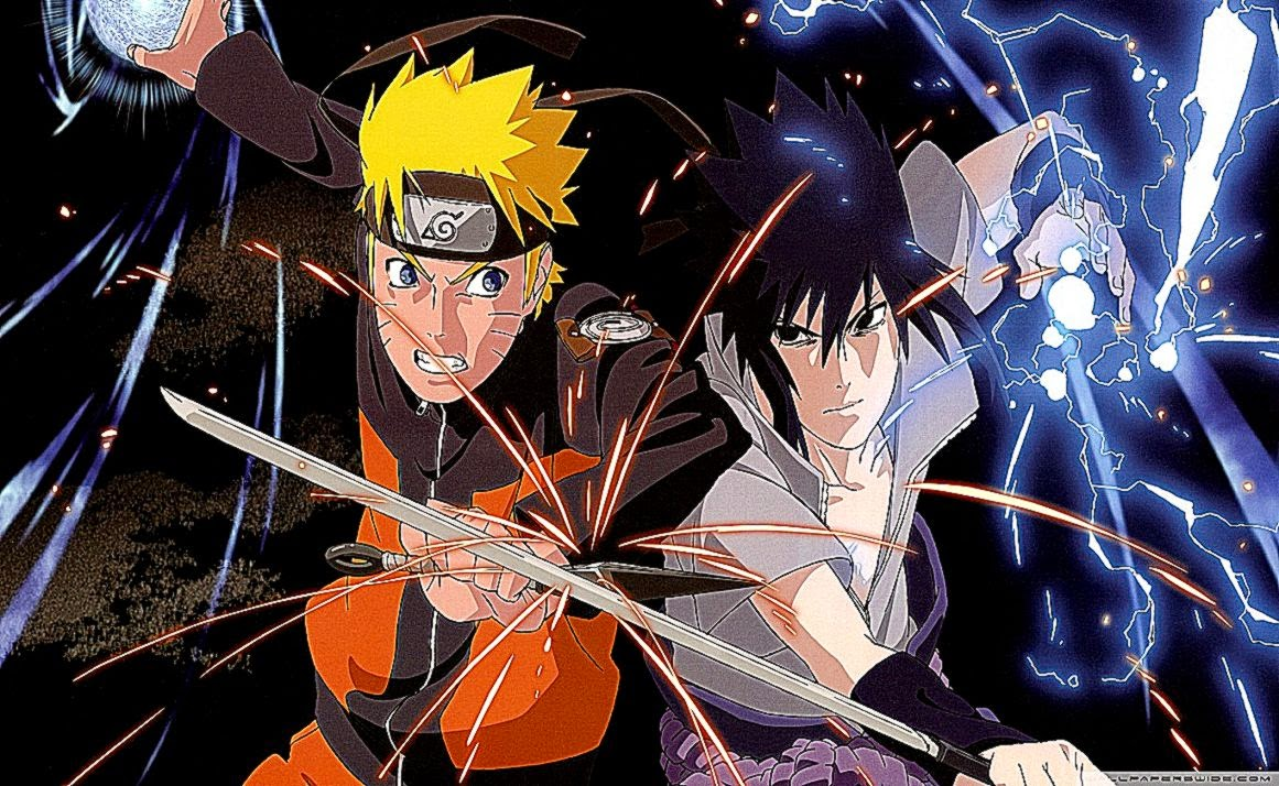 Naruto Vs Sasuke Wallpaper Hd Desktop Background Best Hd Wallpapers