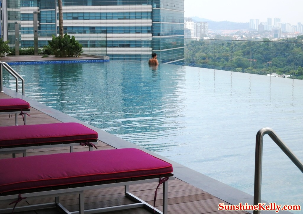 Sunshine kelly beauty fashion lifestyle travel - Rooftop swimming pool kuala lumpur ...