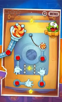 download Cut the Rope: Experiments HD (Unlimited) Apk v1.7 Download Full Mod