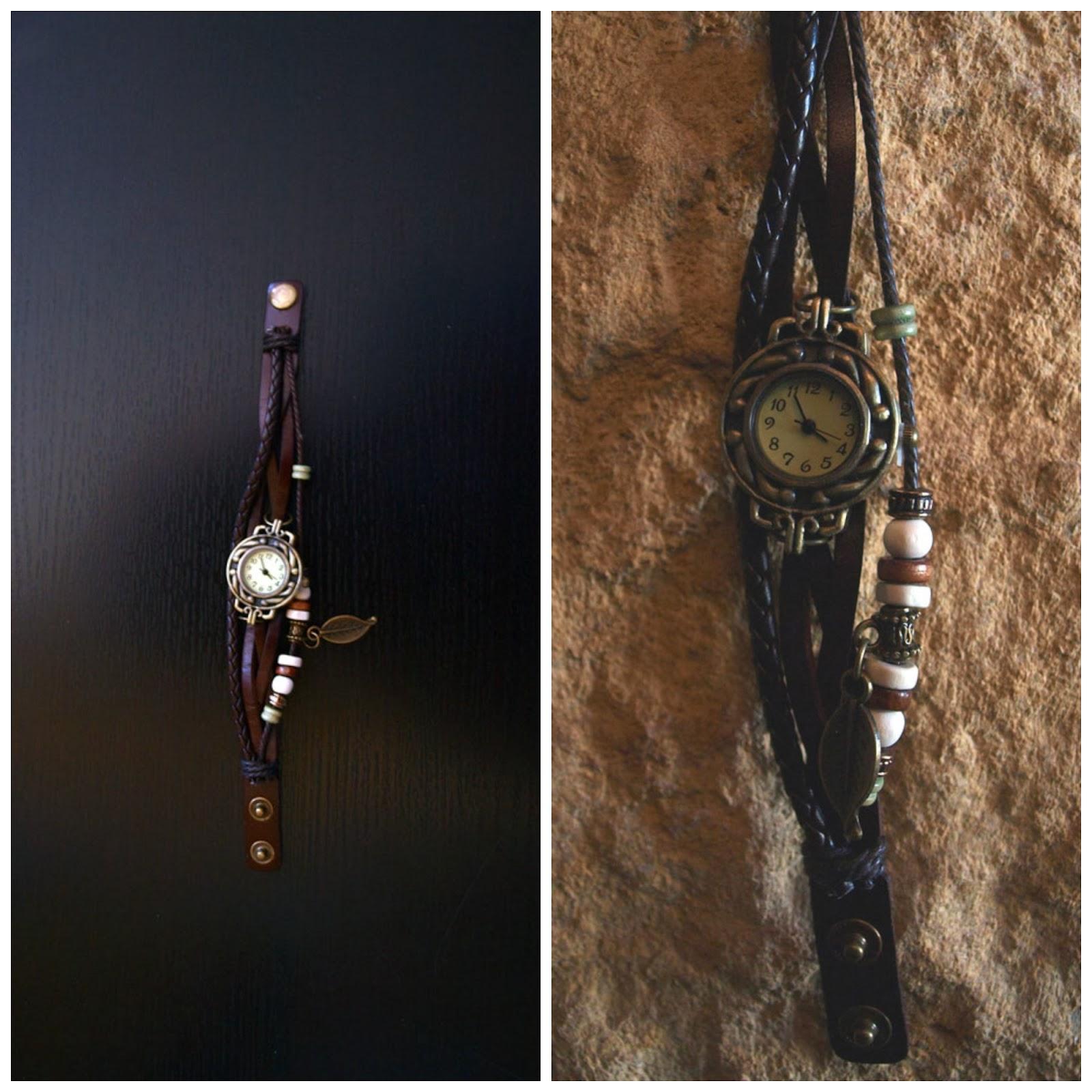 haul buyincoins compras reloj vintage