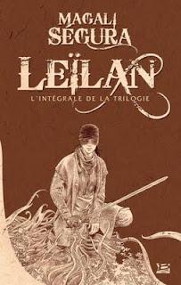 couverture de Leïlan
