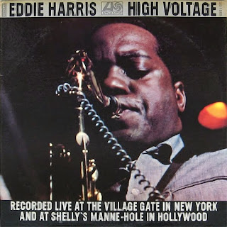 Eddie Harris, High Voltage