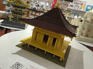 LEGO Chusonji Temple