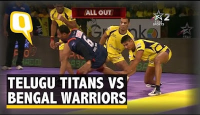 Telugu-Titans-vs-Bengal-warriors