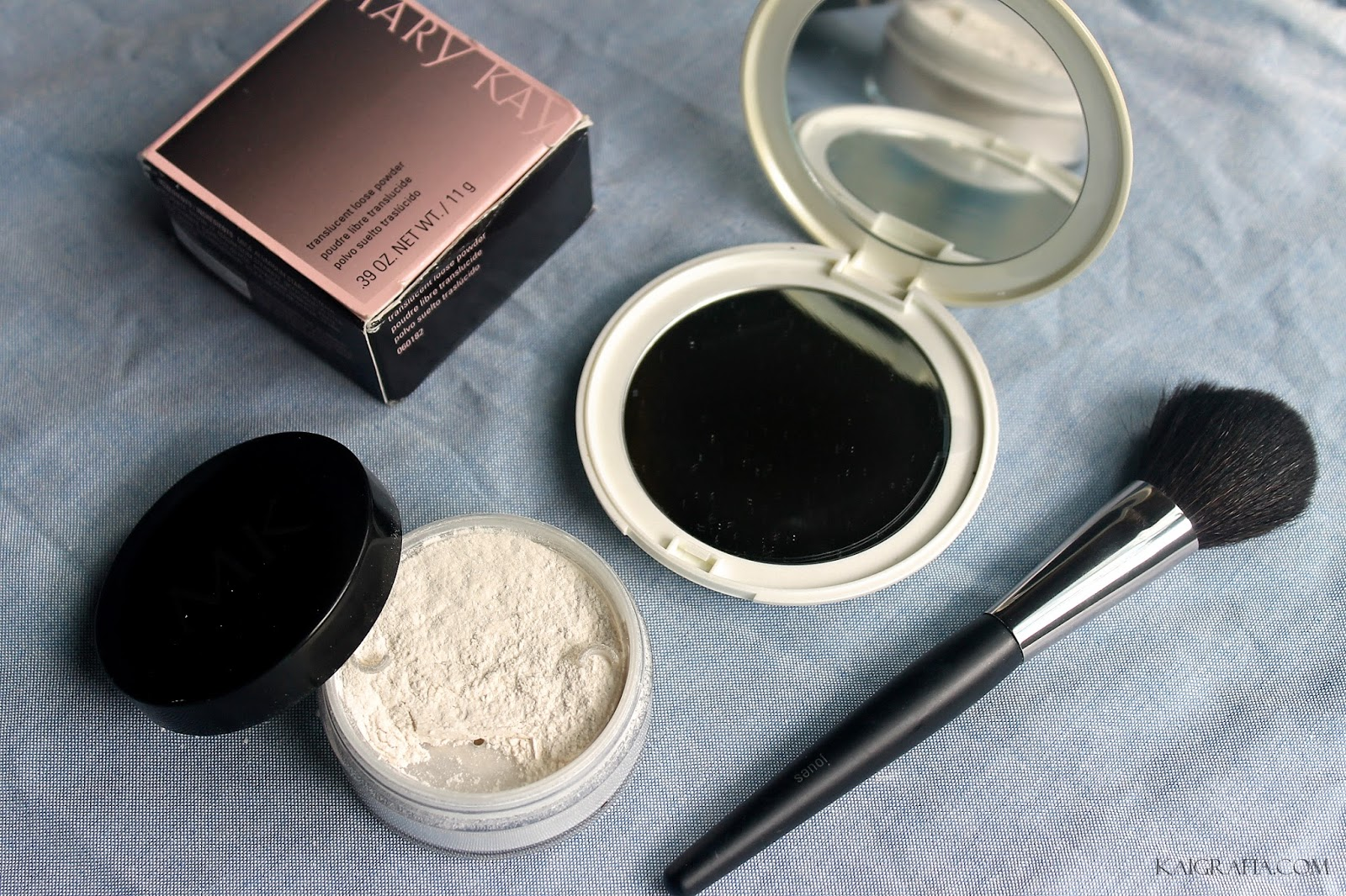 Mary Kay Translucent Loose Powder Review
