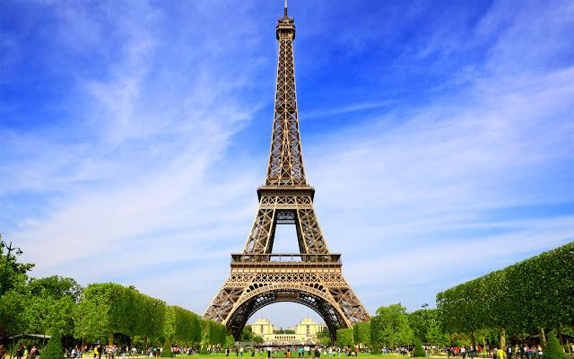 La Torre Eiffel, Francia
