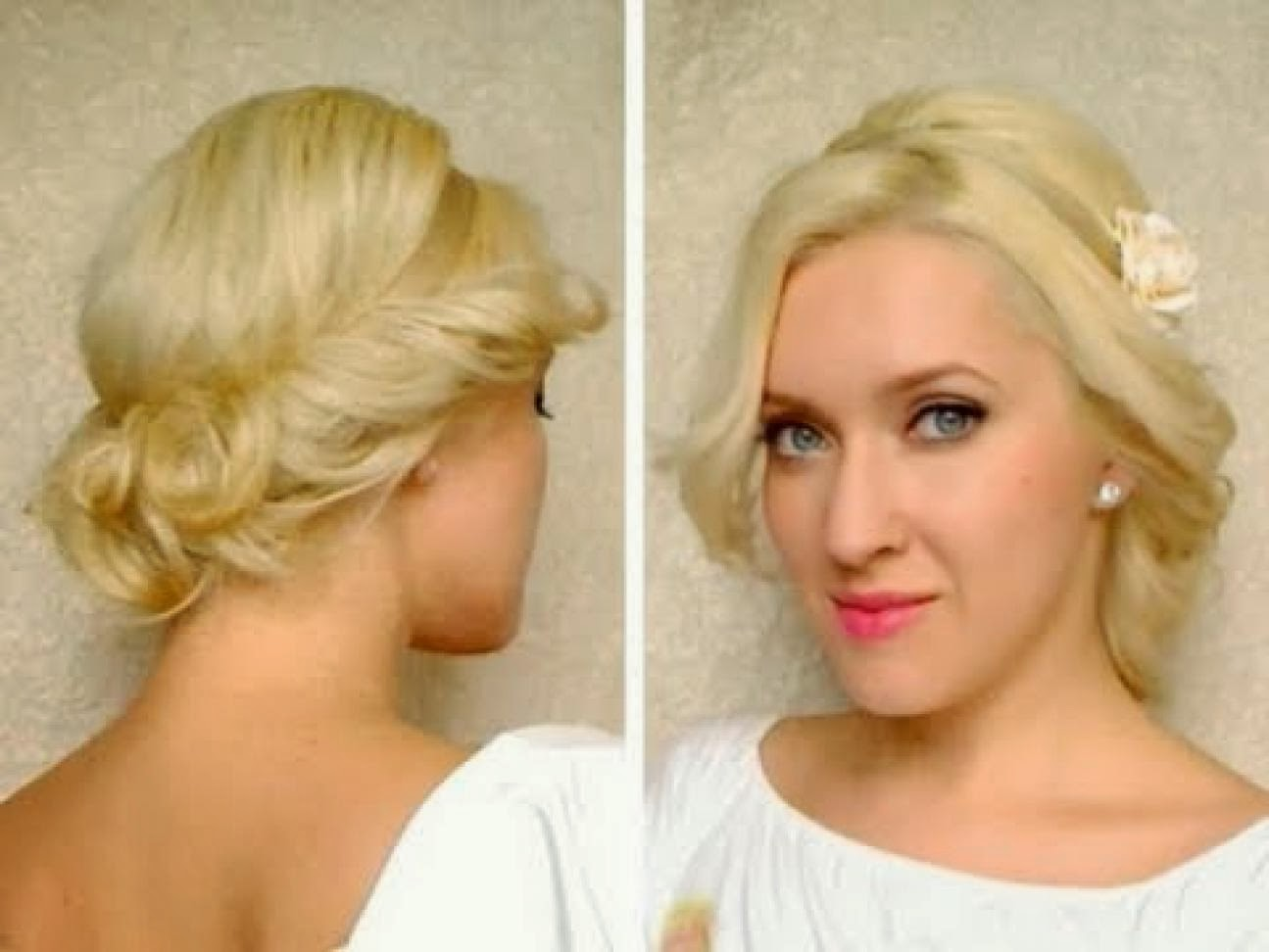 Updo Hairstyles For Fine Hair