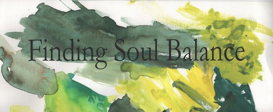 Finding Soul Balance