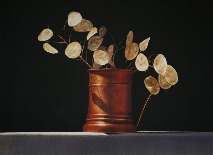 Ottorino De Lucchi 1951   pintor italiano hiperrealista