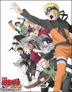 Naruto Shippuden Filme 3 – Herdeiros da Vontade do Fogo! – Online
