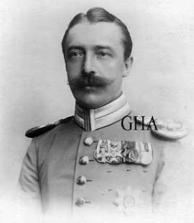 Ernst Fürst zu Hohenlohe-Langenburg 1863-1950