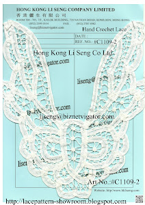 Hand Crochet Lace Manufacturer - Hong Kong Li Seng Co Ltd