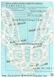 Hand Crochet Lace Manufacturer - Hong Kong Li Seng Co Ltd