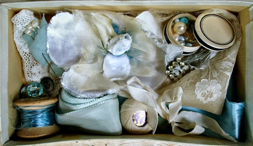 Box of Vintage loveliness