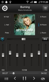 Android Equalizer Player Android App