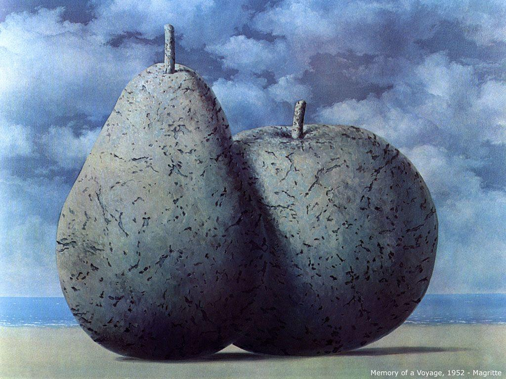 surreal art ren magritte