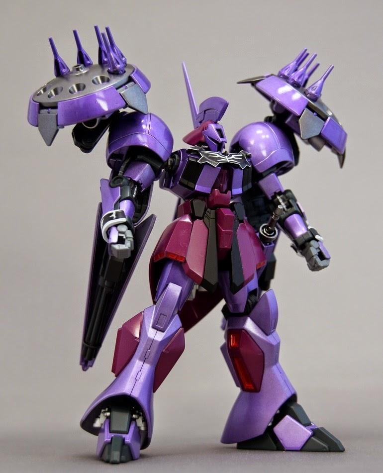 GUNDAM GUY: HGBF 1/144 R-GyaGya Neo Zeon Type