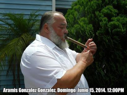 Aramis Gonzalez Gonzalez, Domingo, Junio 15, 2014 En Tampa, Florida, Estados Unidos