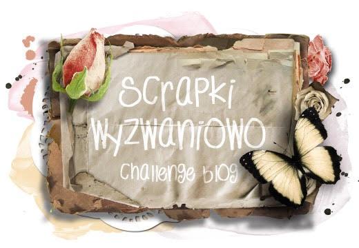 Guest Designer Dec'17 Scrapki-wyzwaniowo