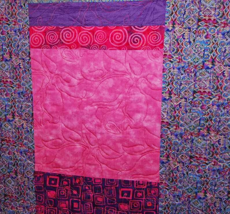 Lynne Capps's Five and Dime Quilt