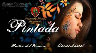 PHR Pintada - Denise Laurel, Martin del Rosario