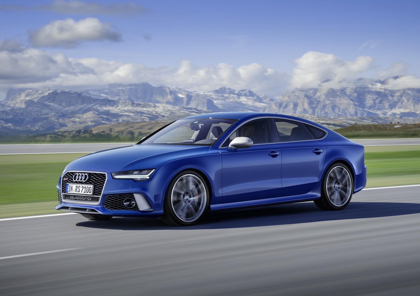 Audi Rs6 Avant E Rs7 Performance 2016 Autopareri 2017 Sportback With A Red Colour 2015 Audirs7perfomance 14