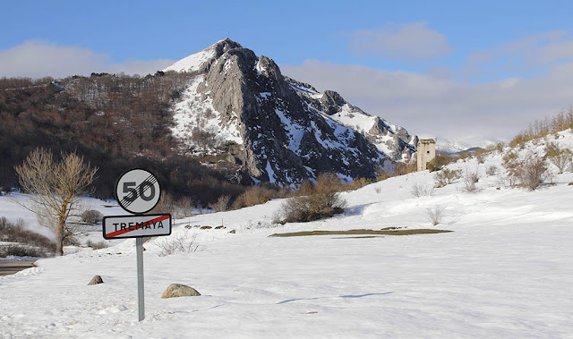 Ruta Montaña Palentina -Peña Tremaya