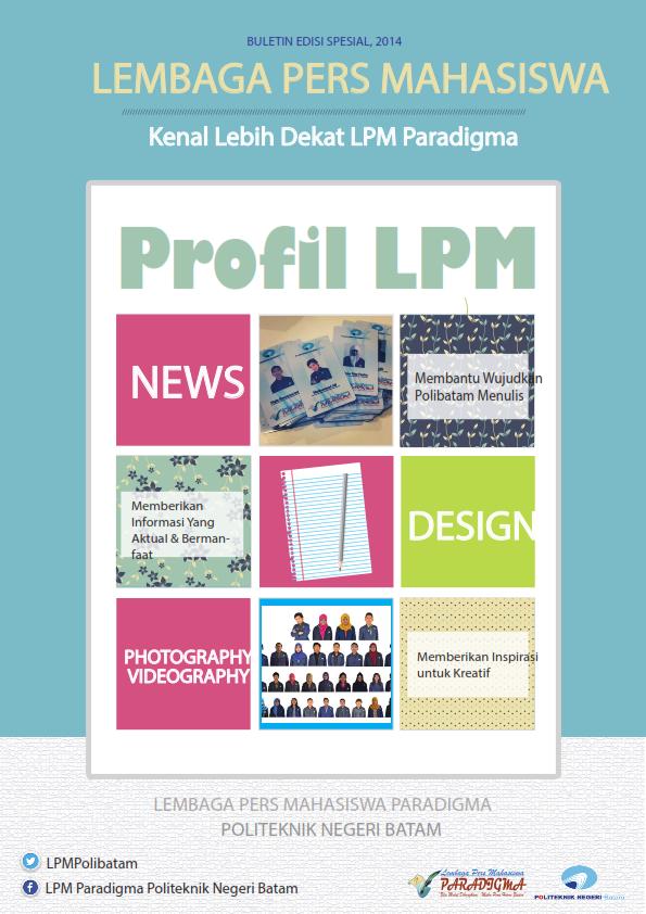 Bulletin LPM Edisi Spesial 2014