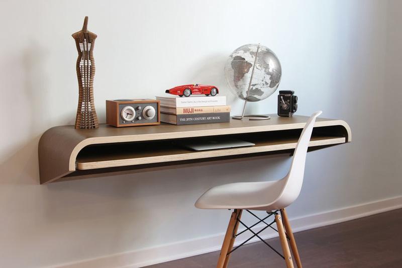 10 escritorios de diseño para cambiar el look a tu estudio | Maria ...