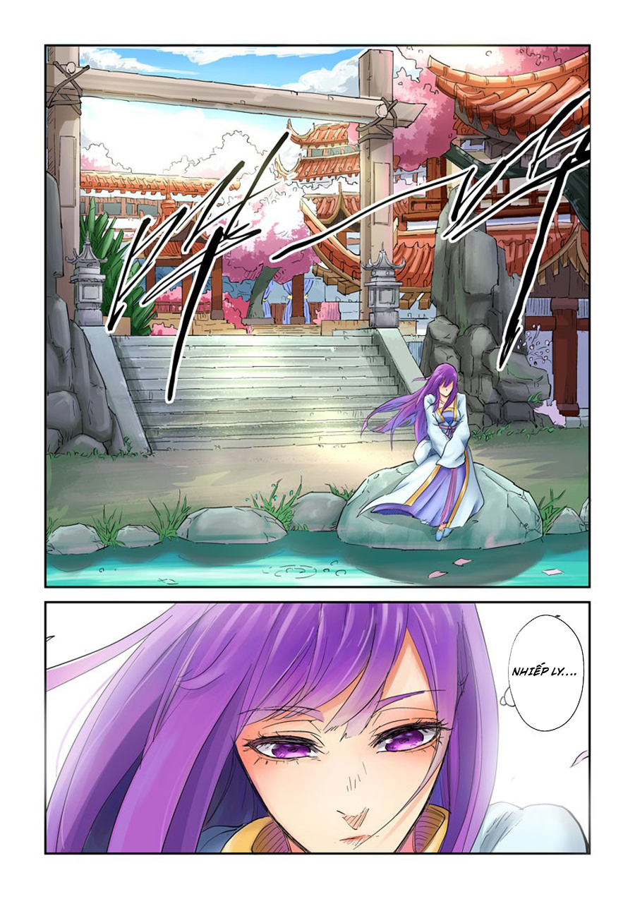 Tales of Demons and Gods chap 121 Trang 9 - Mangak.info