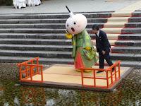 京都タワーからたわわちゃん