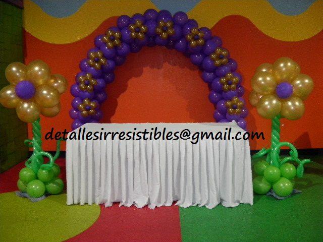Decoracion Rapunzel Disney ~ Globo Toy Story Buzz Lightyear Woody Centro Mesa Ballnshop  Car