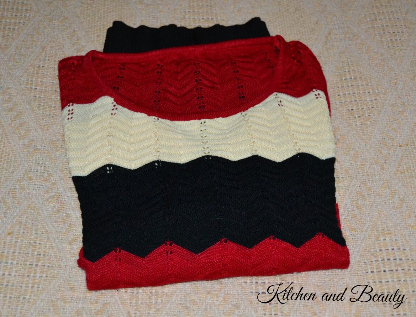 sammydress e la mia maglia in tricot