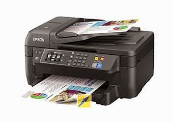 epson workforce wf-2660 ink